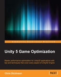 Master performance optimization for Unity3D applications with tips and techniques that cover every aspect of the Unity3D EngineAbout This BookOptimize CPU cycles, memory usage, and GPU throughput for any Unity3D applicationMaster optimization techniques across all Unity Engine features including Scripting, Asset Management, Physics, Graphics Features, and ShadersA practical guide to exploring Unity Engine's many performance-enhancing methodsWho This Book Is ForThis book is intended for intermediate and advanced Unity developers who have experience with most of Unity's feature-set, and who want to maximize the performance of their game