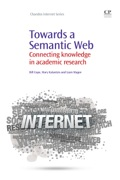 Towards A Semantic Web: Connecting Knowledge In Academic Research