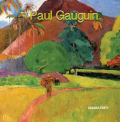 Gauguin's paintings are redolent of the South Sea islands, full of exotic women, vibrant flora, and brilliant color