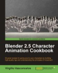 Part of Packt's Cookbook series, each chapter focuses on a different aspect of animation
