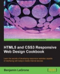As a Cookbook, we are targeting existing developers who need to pick and choose specific recipes in order to help their websites become accessible (and usable) regardless of screen size, device, or browser.HTML5 and CSS3 Responsive Web Design Cookbook, for all of today's wireless Internet devices, is for web developers seeking innovative techniques that deliver fast, intuitive interfacing for the latest mobile Internet devices.