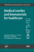 Medical textiles are a major growth area within the technical textiles industry and the range of applications continues to grow and increase in diversity with every new development