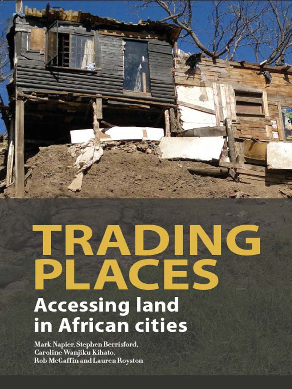 Trading Places (ebook) eBooks