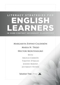 Literacy Strategies for English Learners in Core Content Secondary Classrooms 9781936763221R180