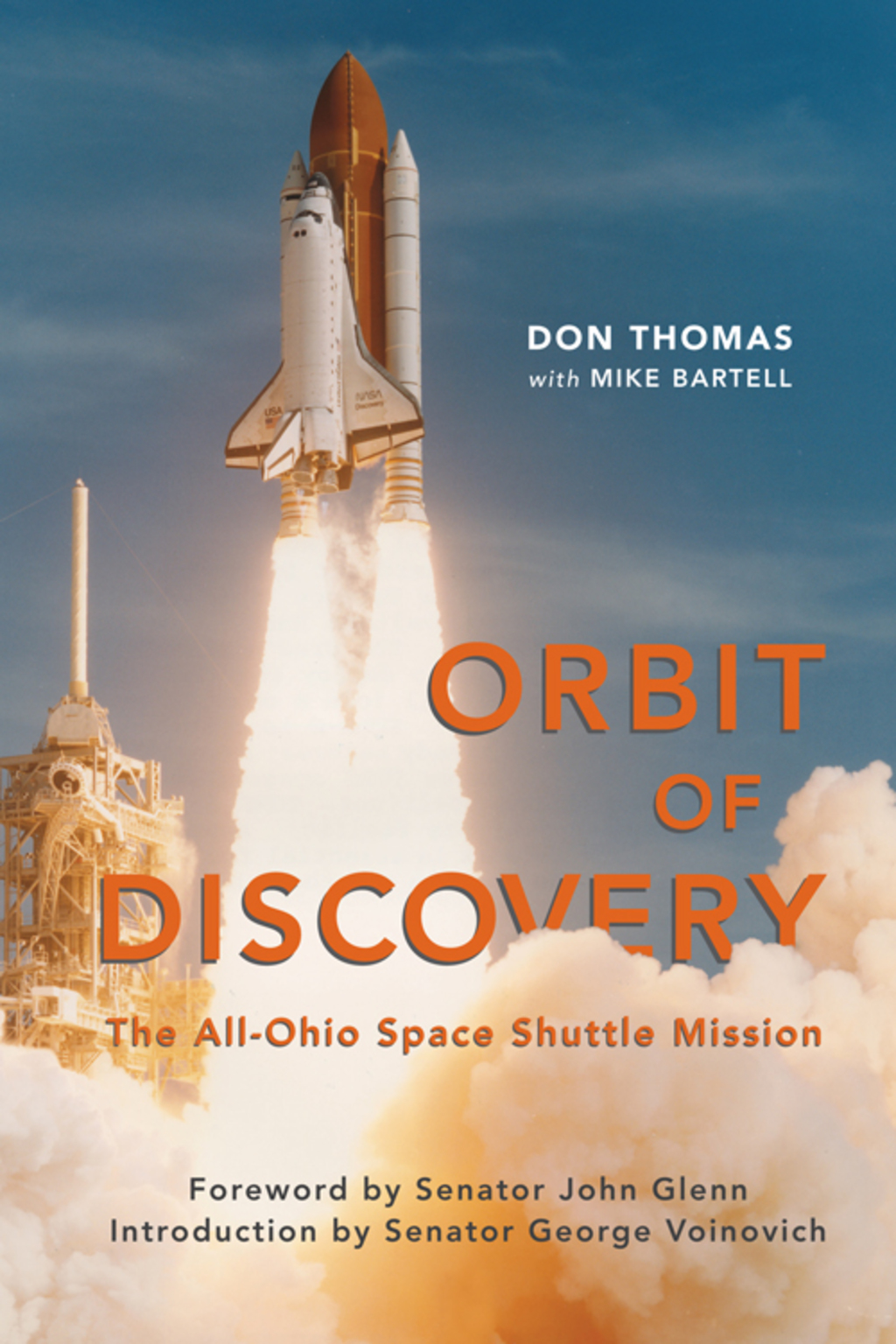Orbit of Discovery: The All-Ohio Space Shuttle Mission (ebook) eBooks