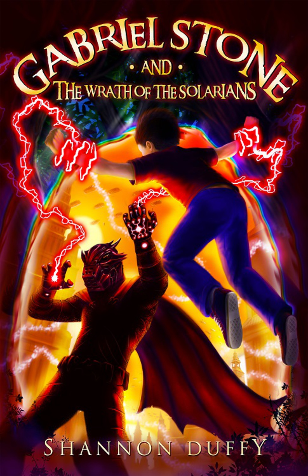 Gabriel Stone and the Wrath of the Solarians (ebook) eBooks