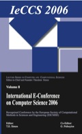 Lecture Series on Computer and on Computational Sciences (LSCCS) aims to provide a medium for the publication of new results and developments of high-level research and education in the field of computer and computational science.In this series, only selected proceedings of conferences in all areas of computer science and computational sciences will be published