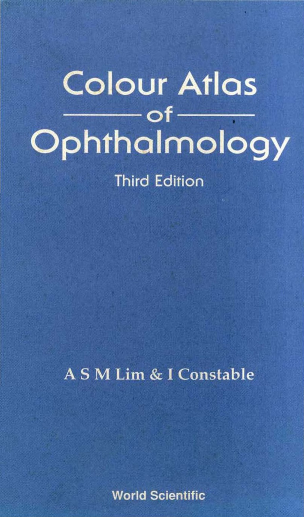 Colour Atlas of Ophthalmology (ebook) eBooks