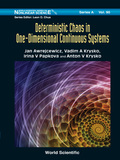 Deterministic Chaos in One-Dimensional Continuous Systems 9789814719711