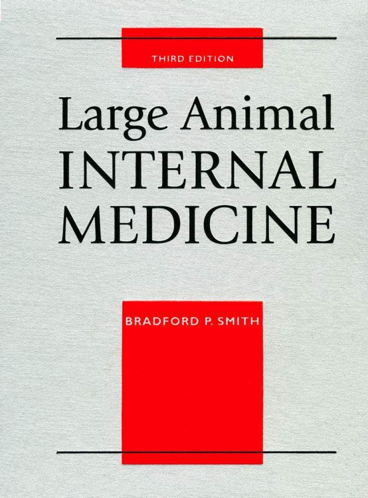 Large Animal Internal Medicine