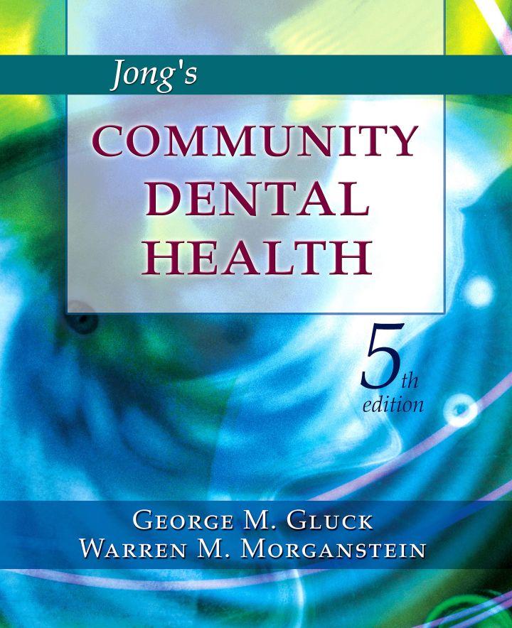Jong's Community Dental Health