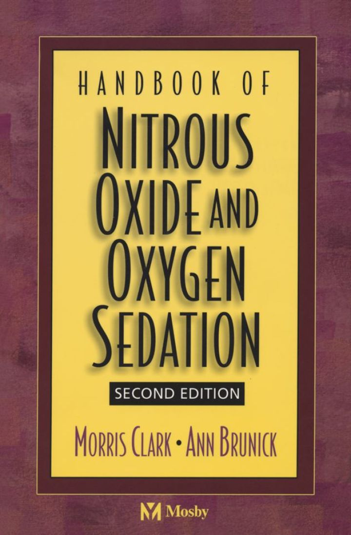 Handbook of Nitrous Oxide and Oxygen Sedation