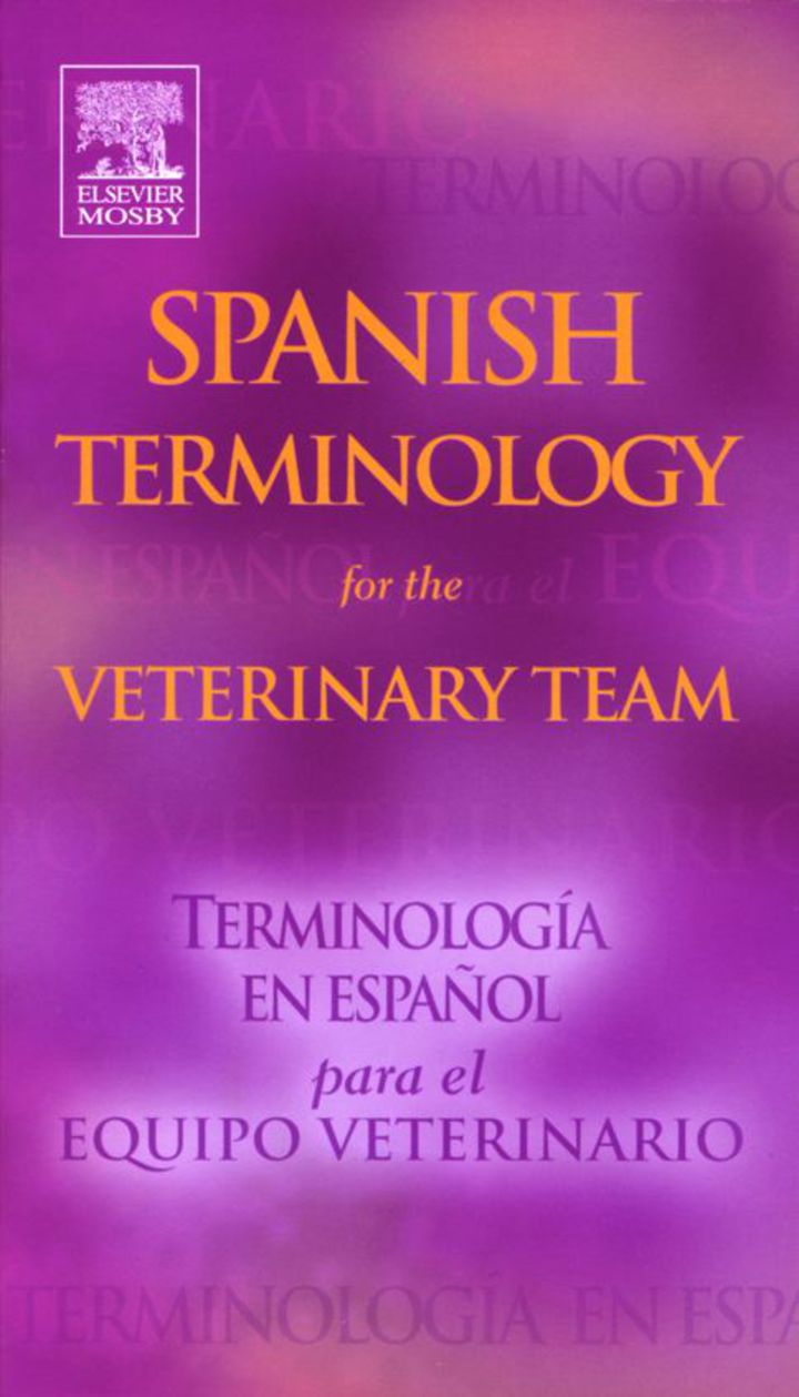 Spanish Terminology for the Veterinary Team