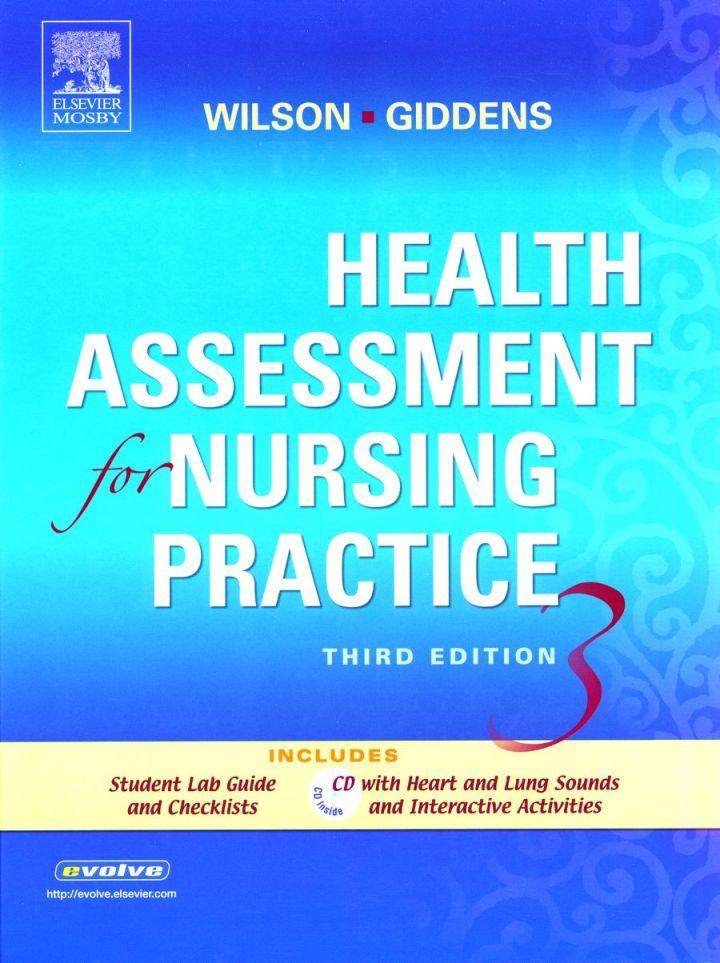 Health Assessment for Nursing Practice - Text