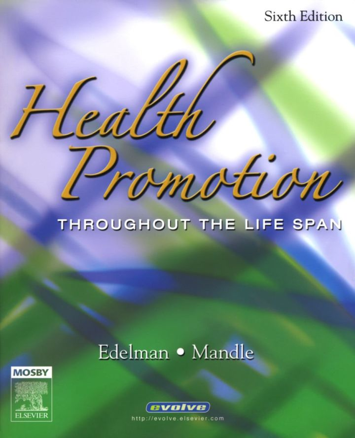 Health Promotion: Throughout the Life Span