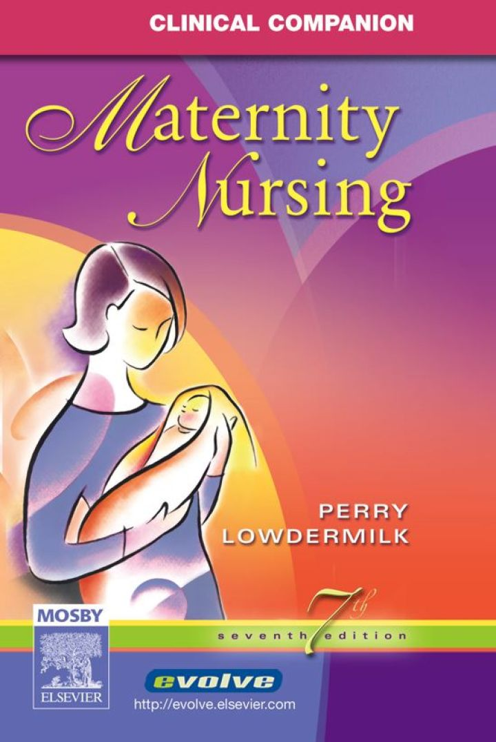 Clinical Companion Maternity Nursing