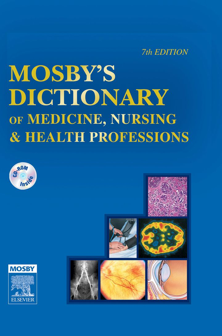 Mosby's Dictionary of Medicine, Nursing & Health Professions (with Audio)