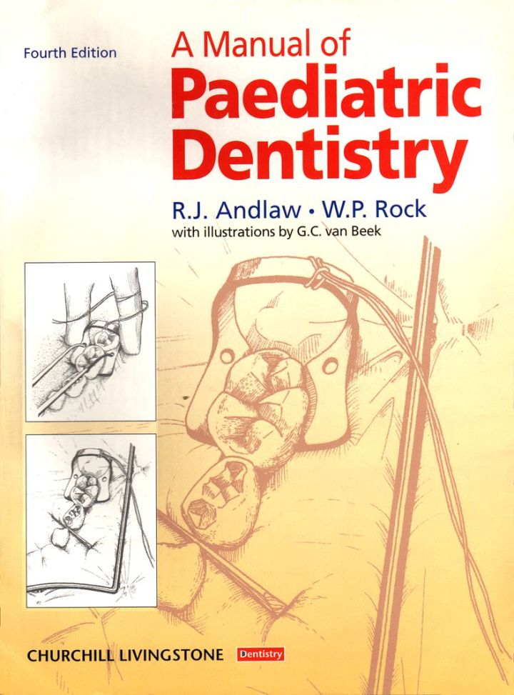 A Manual of Paediatric Dentistry