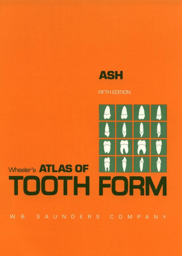 Wheeler's Atlas of Tooth Form