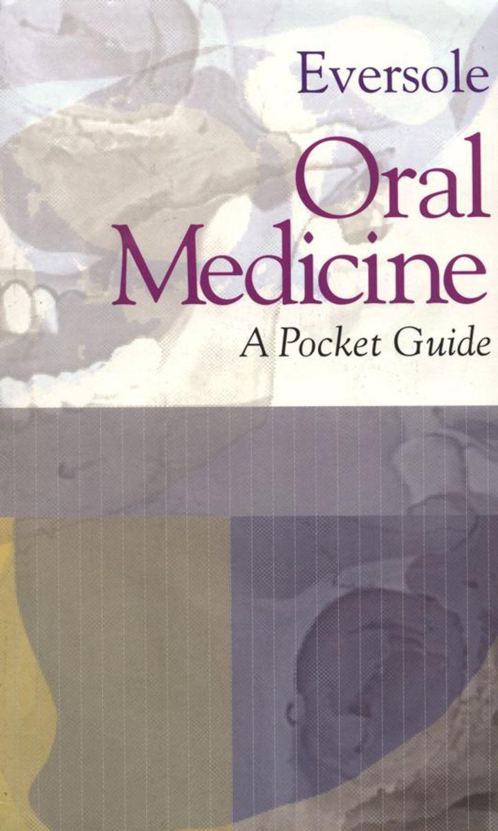 Oral Medicine: A Pocket Guide