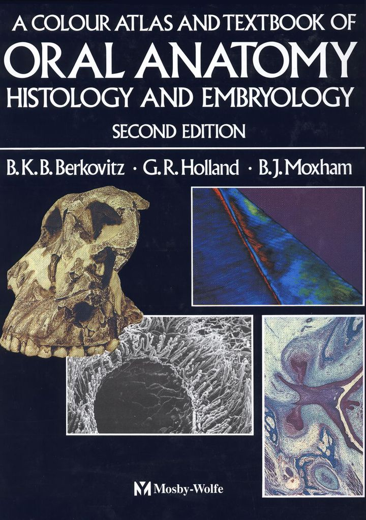 Color Atlas and Textbook of Oral Anatomy, Histology and Embryology