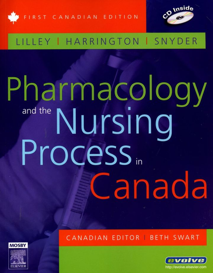 Pharmacology and the Nursing Process in Canada