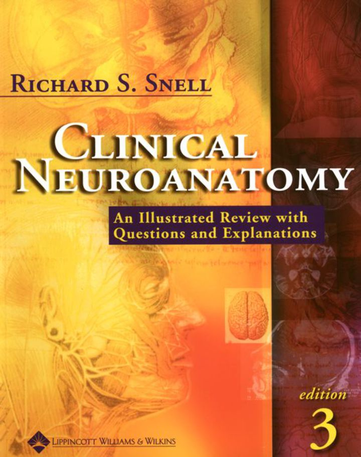 Clinical Neuroanatomy: An Illustrated Review with Questions and Explanations
