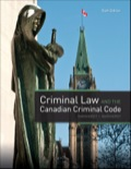 Criminal Law and the Canadian Criminal Code
