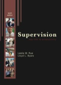 Supervision: Key Link to Productivity