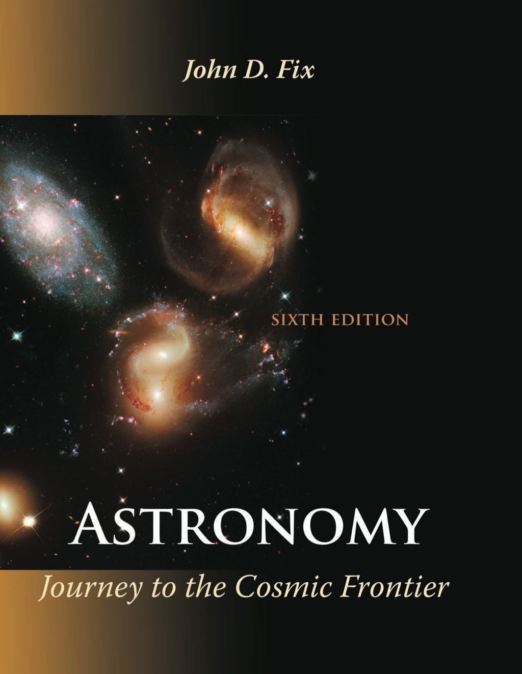 Astronomy: Journey to the Cosmic Frontier (ebook) eBooks