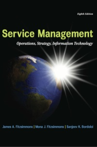 Service management operations strategy information technology 8th service management operations strategy information technology fandeluxe Gallery