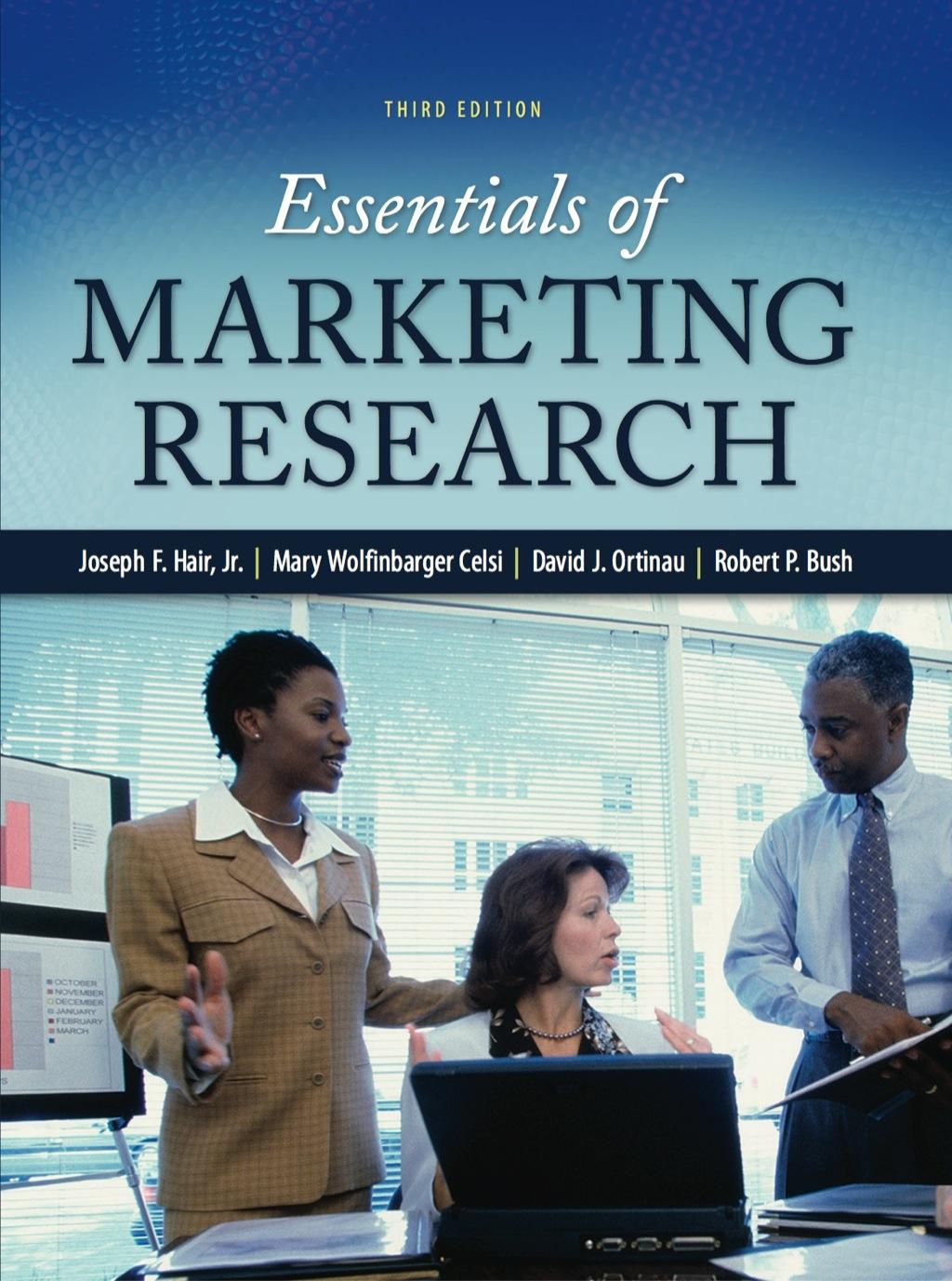 Essentials of Marketing Research (eBook Rental)