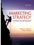 EBK MARKETING STRATEGY: A DECISION-FOCU