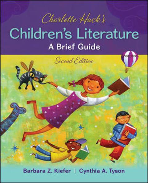 children's literature for the elementary teacher