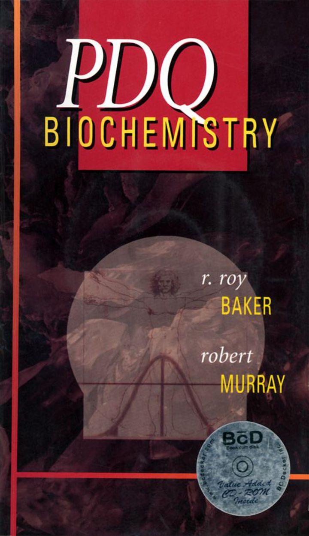 PDQ Biochemistry (Book )