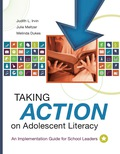 Taking Action on Adolescent Literacy 107034E4