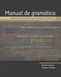 Manual de gramtica grammar reference for students of spanish 4th manual de gramtica grammar reference for students of spanish fandeluxe Images