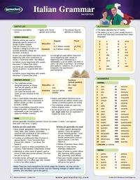 Italian grammar - Who need's help? http://www ...  Italian Language Chart