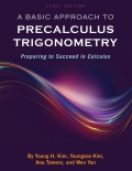 A Basic Approach to Precalculus Trigonometry