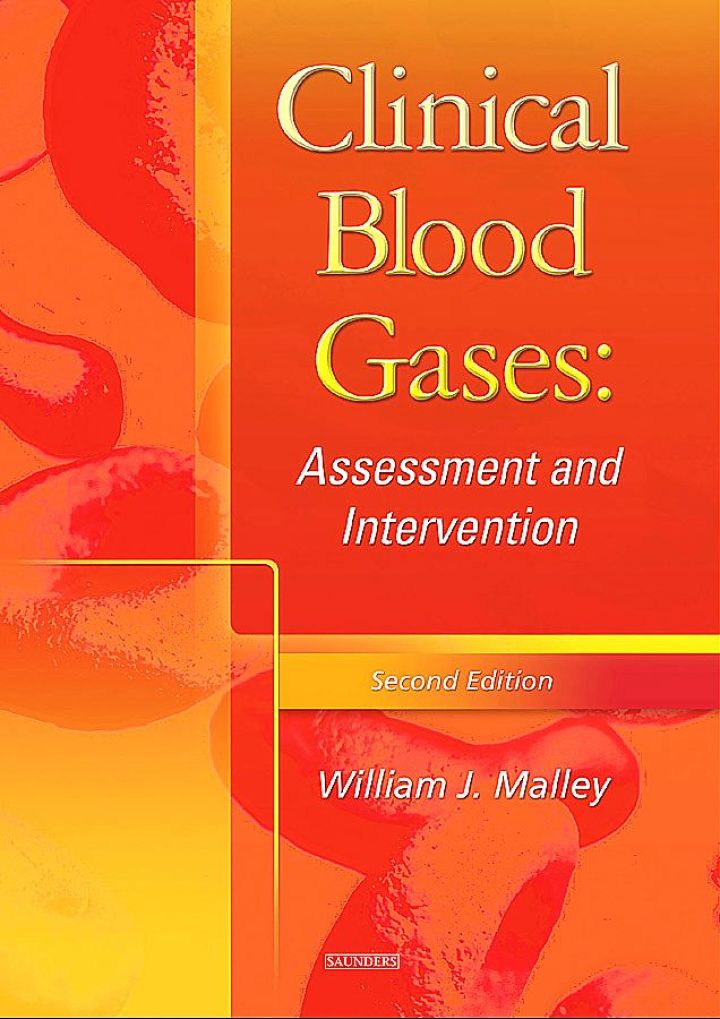 Clinical Blood Gases: Assessment & Intervention