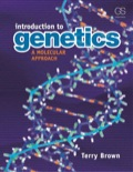 Introduction to Genetics: A Molecular Approach 9781136665356R180