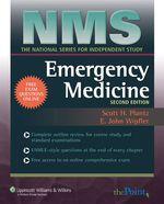 """NMS Emergency Medicine"" (978-1-4698-0808-6)"