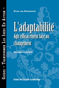 L'adaptabilite (French)              by             Calarco, Allan