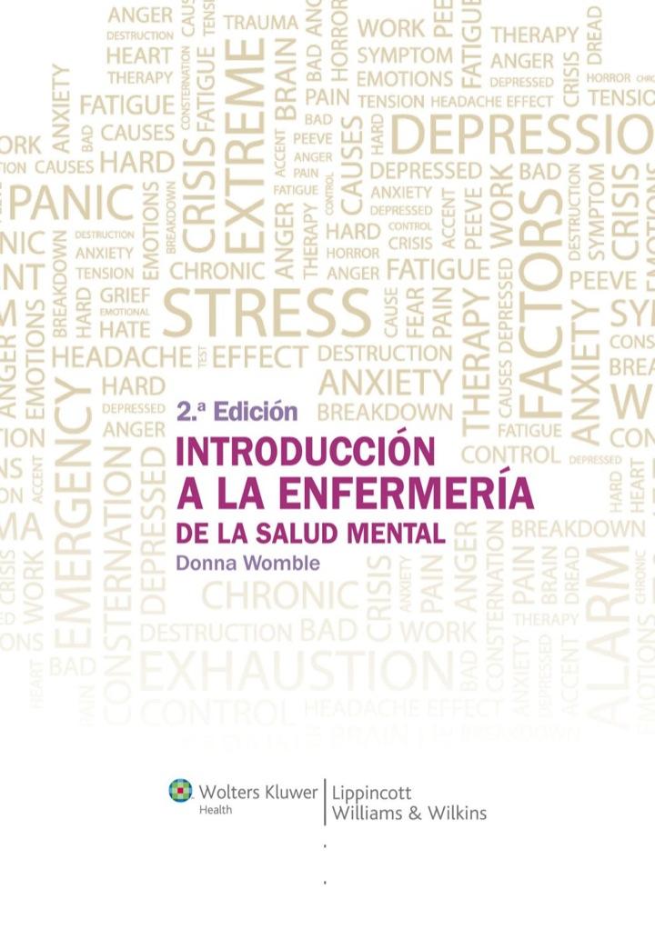 Introduccion a la enfermeria de la salud mental