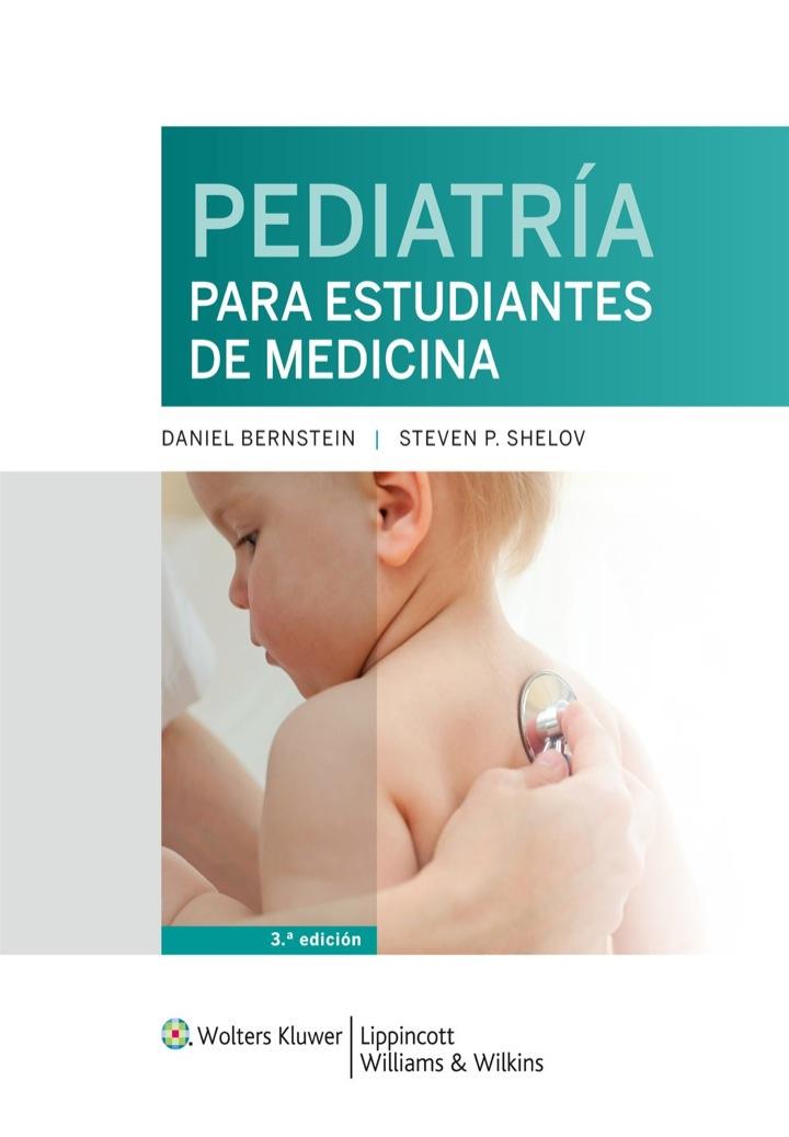 Pediatría para estudiantes