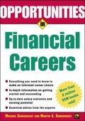 Opportunities in Financial Careers