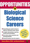 Opportunities in Biological Science Careers
