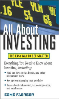All About Investing              by             Esme E. Faerber