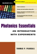 Photonics Essentials 9780071501132