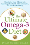Live longer, better, and healthier with omega-3s!The Ultimate Omega-3 Diet is the first book to offer simple, practical steps for striking the proper balance between miraculous omega-3 fats and the less-healthy omega-6 fats to get the most out of your diet
